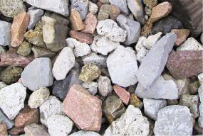 Crushed Landscaping Stone