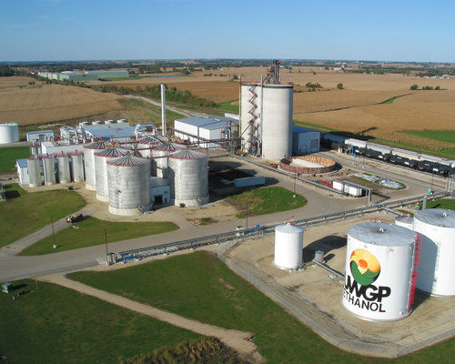 Friesland Ethanol Plant in Green Bay Wisconsin